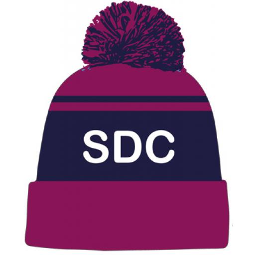 Optional SDC Bobble Hat