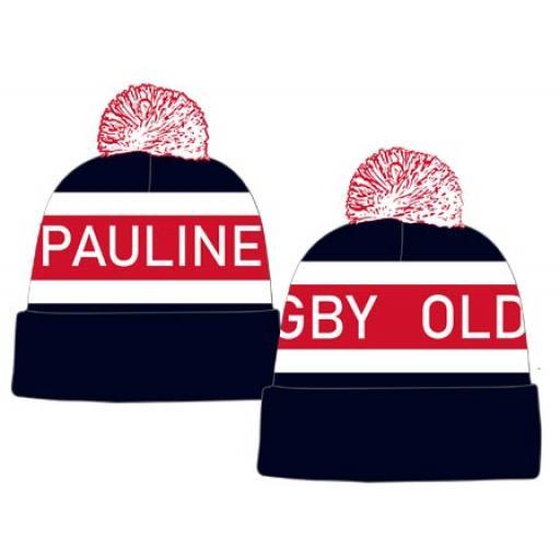 Old Pauline FC Bobble Hat