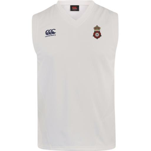 RGS Sleeveless Cricket Overshirt