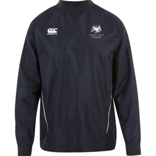 St John's Sport Rugby Contact Top