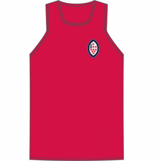 KSW Team Sport Athletic Vest Boys