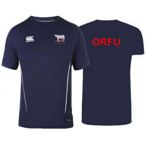 Oxfordshire RFU Dry T-Shirt