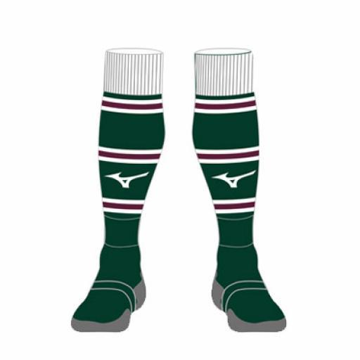 Surbiton HC MIzuno Junior Socks