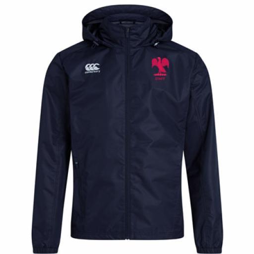 Hurstpierpoint Staff Full Zip Rain Jacket