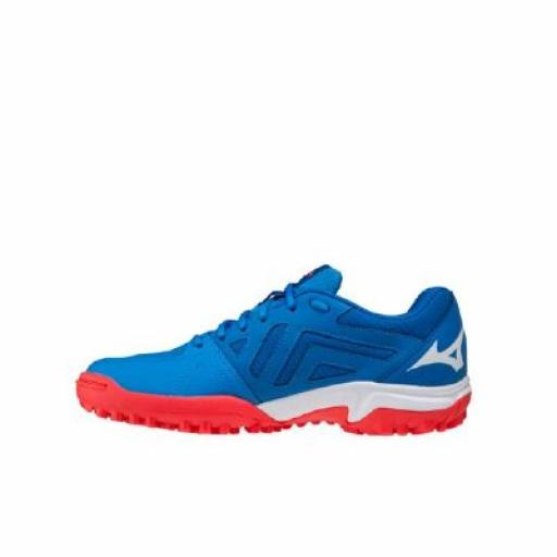 Mizuno Wave Lynx Hockey Shoe JNR (Blue)