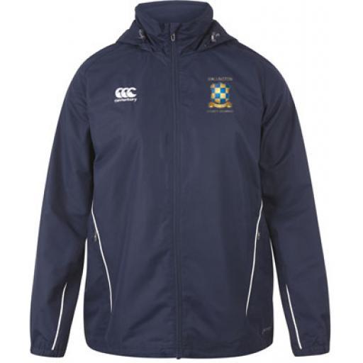 Wallington Grammar Sport Full Zip Rain Jacket