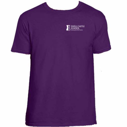 Ewell Castle Carisbrooke House T-Shirt Compulsory